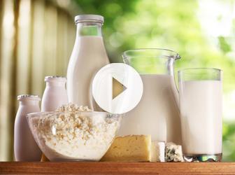 La leche que proteinas contiene