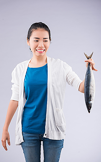 Dieta para alergia al pescado