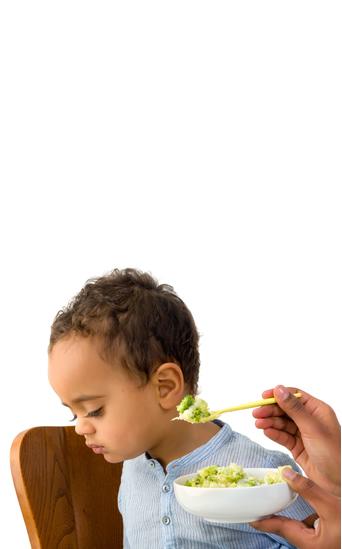 porque no come mi bebe de 1 año