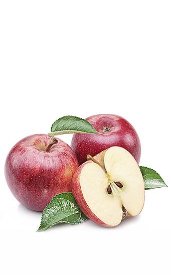 De donde es originario el pure de manzana
