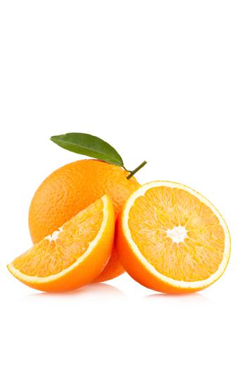 que nutrientes nos aporta la naranja
