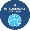 App Grandes Retos: 8 Inteligencias múltiples