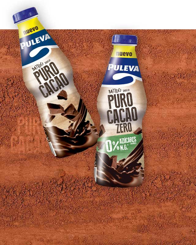 Batidos de cacao para adultos