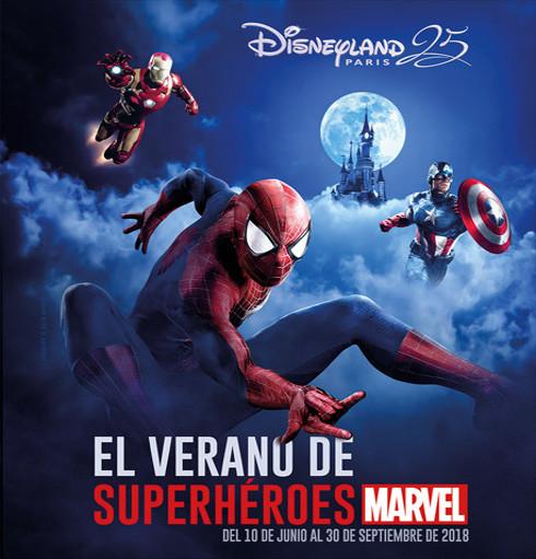 El verano de superhéroes Marvel